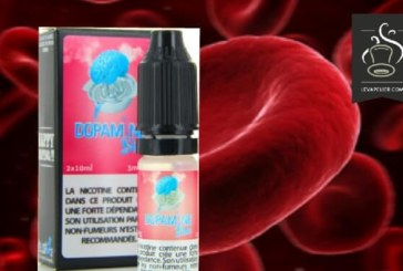 REVUE : Dopamine Blue (Gamme Premium) par Bordo2
