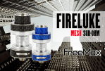 BATCH INFO: Fireluke Mesh Sub-ohm (Freemax)
