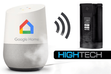 HIGH-TECH : Gérez votre cigarette électronique avec Google Home !