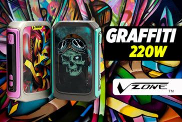 ΠΛΗΡΟΦΟΡΙΕΣ ΠΑΡΤΙΔΑΣ: Graffiti 220W (Vzone)