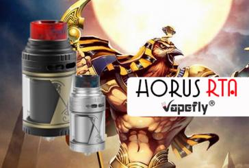 INFO BATCH : Horus RTA (Vapefly)