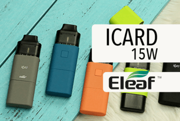BATCH INFO: ICard 15W (Eleaf)
