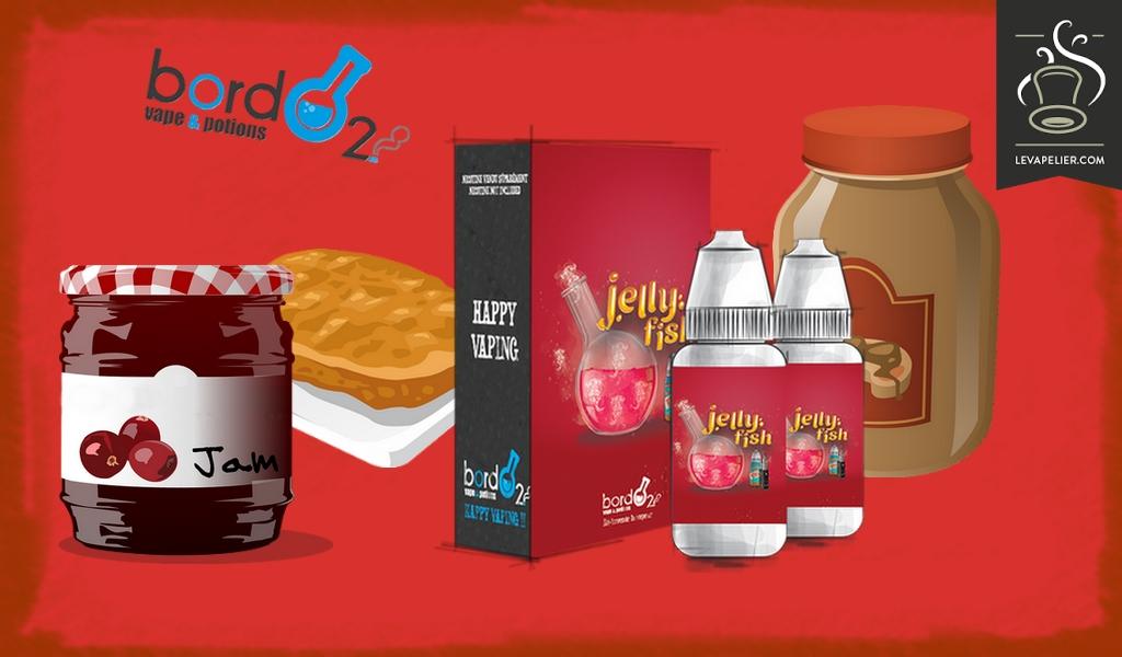 REVUE : Jelly Fish ( Gamme Premium) par BordO2