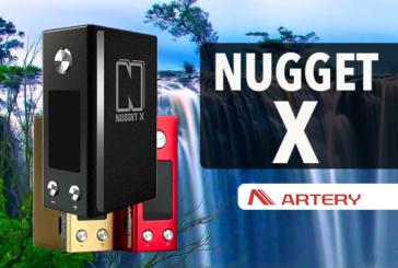 BATCH INFO: Nugget X 50W (Artery)