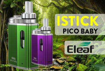 ΠΛΗΡΟΦΟΡΙΕΣ ΠΑΡΤΙΔΑΣ: Istick Pico Baby (Eleaf)