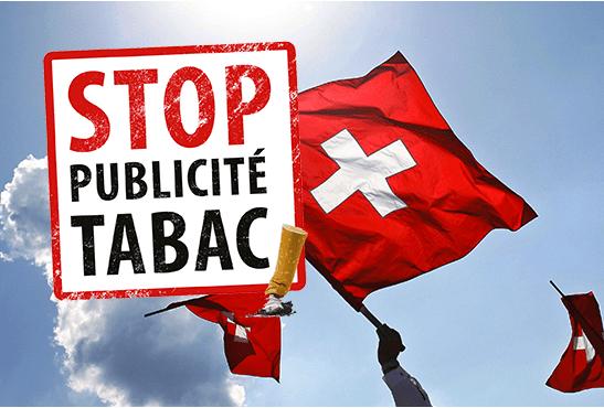 SWITZERLAND: יוזמה עומדת נגד פרסום סיגריות!