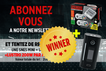 NEWSLETTER: Here is the winner of the Snes Mini and the box Lustro by Asmodus.