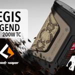 BATCH INFO: Aegis Legend 200W TC (Geekvape)