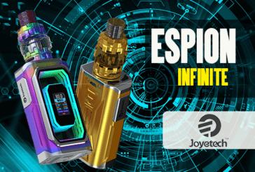 INFO BATCH : Espion Infinite (Joyetech)