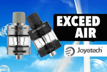 INFO BATCH : Exceed Air (Joyetech)