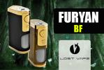 INFORMAZIONI SUL BATCH: Furyan BF (Lost Vape)