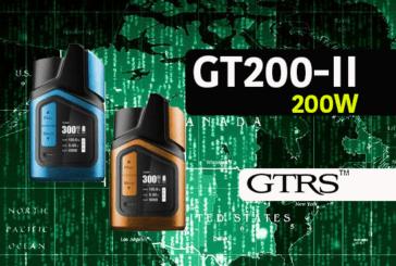 BATCH INFO: GT200-II 200W (GTRS)