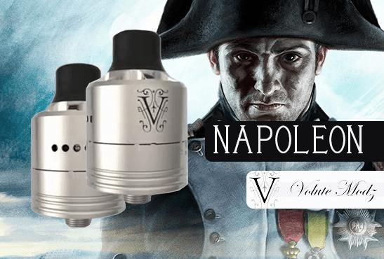 INFORMACION DE BATCH: Napoleon (Volute Modz)