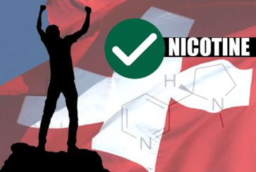 E-CIGARETTE: Nicotine is finally allowed in e-liquids in Switzerland!
