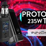 INFORMACION DE BATCH: Proton 235W TC (Innokin)