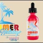 REVUE : Strawberry Bikini (Gamme Summer Holidays) par Dinner Lady