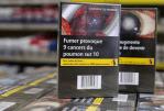 FRANCE : Le prix du paquet de tabac va rester stable.