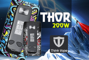 INFO BATCH : Thor 200W TC (Think Vape)