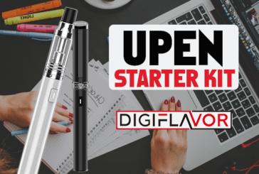 INFO BATCH : Upen Starter Kit (Digiflavor)
