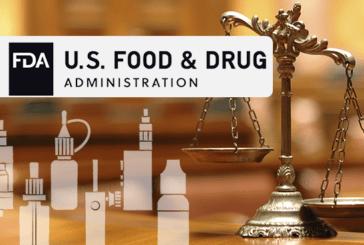 ETATS-UNIS : La FDA poursuivie pour avoir repoussé la réglementation de l'e-cigarette.