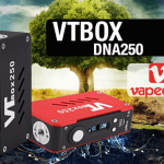INFO BATCH : VTBox DNA250 (Vapecige)