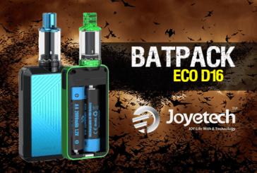 INFO BATCH : Batpack Eco D16 (Joyetech)