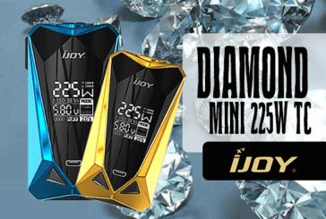 INFO BATCH : Diamond Mini 225W TC (Ijoy)