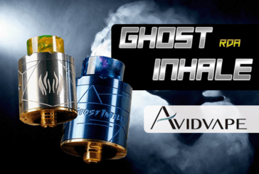INFO BATCH : Ghost Inhale RDA (Avidvape)