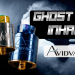 INFO BATCH : Ghost Inhale RDA (Avidvape)