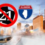 USA: Il Senato dell'Illinois vuole vietare l'e-sigaretta a meno di 21 anni.