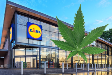SWITZERLAND: LIDL stores will soon be selling cannabis products.