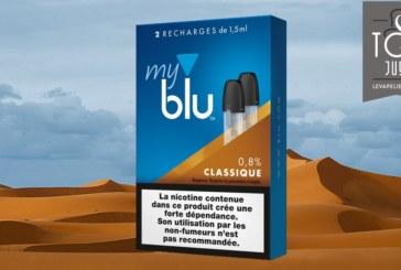 REVUE / TEST : Classique (gamme myblu) par blu
