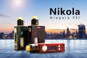 INFO BATCH : Niagara PEI 100W (Nikola)