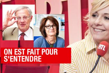ФРАНЦИЯ: Профессор Даутценберг и д-р Борнье говорят по электронной сигарете на RTL.