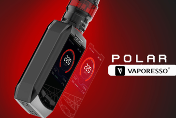 INFO BATCH : Polar 220W (Vaporesso)