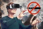 טכנולוגיה: משחק במציאות מדומה לדחוף בני נוער לא vape!