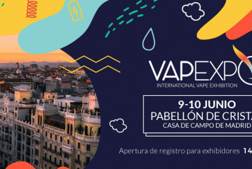 VAPEXPO España – Madrid (Espagne)