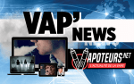 VAP'NEWS : L'actualité e-cigarette du Week-end du 25 et 26 Mai 2019.