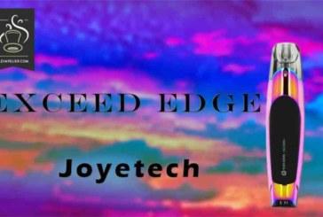 REVUE / TEST : EXCEED Edge par Joyetech