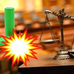 צדק: השוטר קורבן של degassing של הסוללה עבור סיגריה אלקטרונית דחה על ידי הצדק!