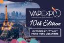 תרבות: Vapexpo Paris-Nord Villepinte פותח את כרטיס הכרטיסים של הציבור ואנשי מקצוע!