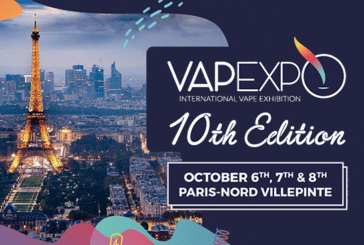 CULTURE: The Vapexpo Paris-Nord Villepinte opens its ticket office for the public and professionals!