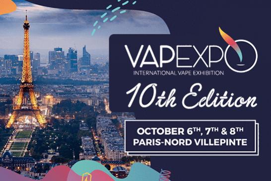 CULTURA: ¡El Vapexpo Paris-Nord Villepinte abre su taquilla para el público y los profesionales!