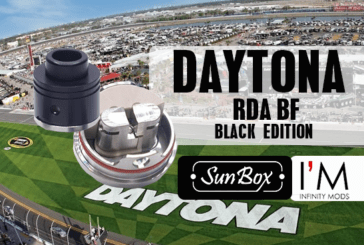 INFO BATCH : Daytona RDA BF Black Edition (Sunbox / Infinity Mods)
