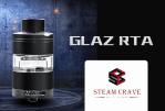 INFO BATCH : Glaz RTA 31mm (Steam Crave)