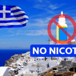 E-CIGARETTE : La Grèce interdit les e-liquides sans nicotine.