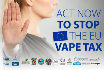 "EUROPE: A petition to say ""NO"" to a tax on the e-cigarette!"