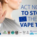 """אירופה: עתירה לומר """"לא"""" למס על סיגריה אלקטרונית!"""