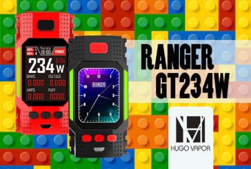 BATCH INFO:Ranger GT 234W(Hugo Vapor)