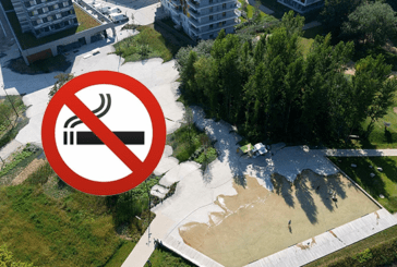 FRANCE: Strasbourg, the first city to ban smoking in its parks?
